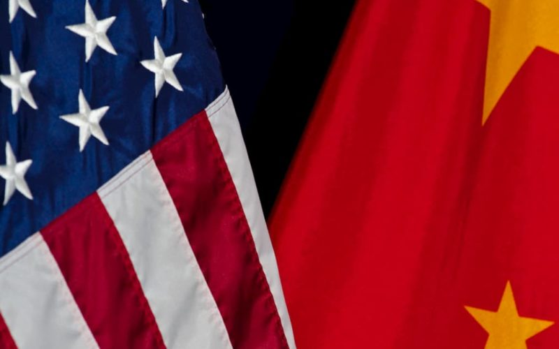 United States and China