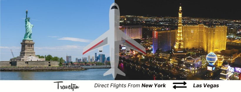Flights from New York to Las Vegas