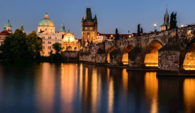 Sights in Prague