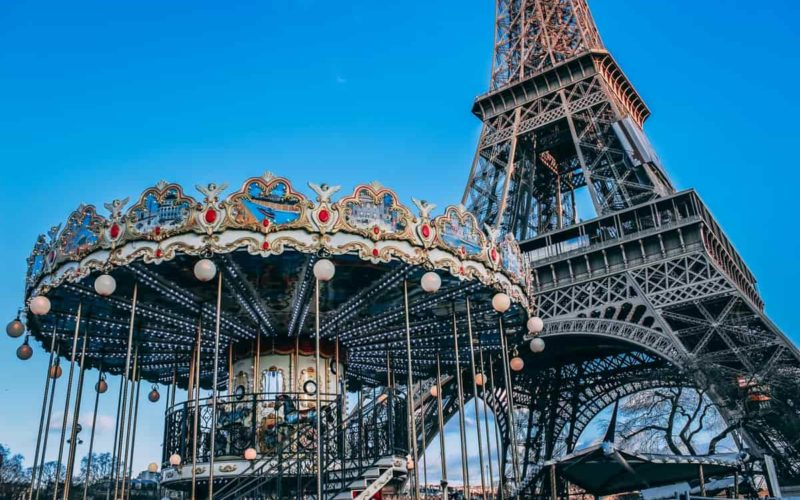 Famous French sites