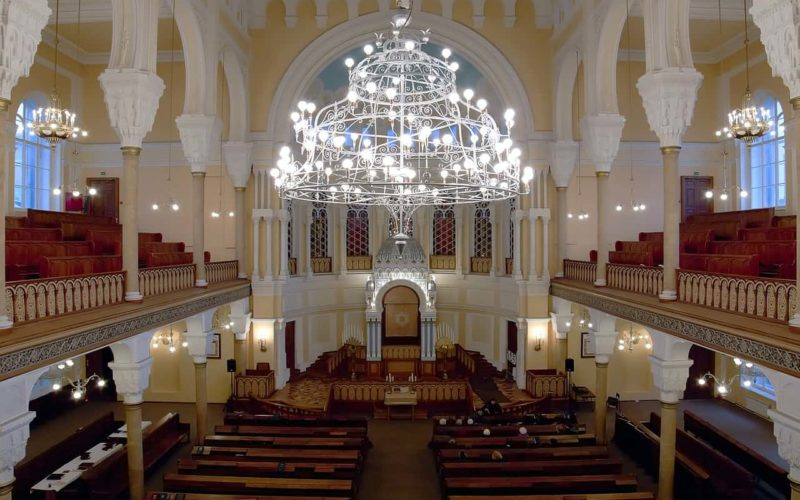 Beautiful synagogues